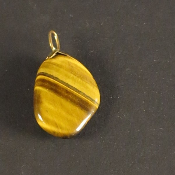 Pendant Tiger Eye. 1950 - 1955