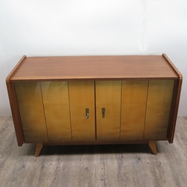 Vintage sideboard with two...