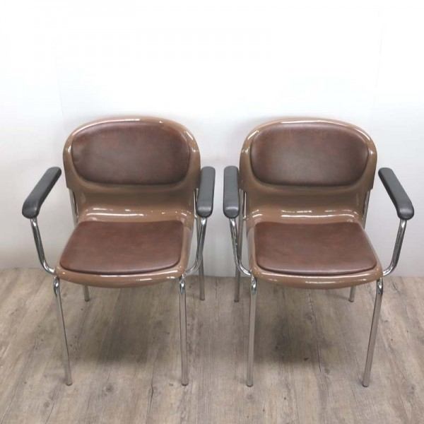 Two design chairs from Gerd...