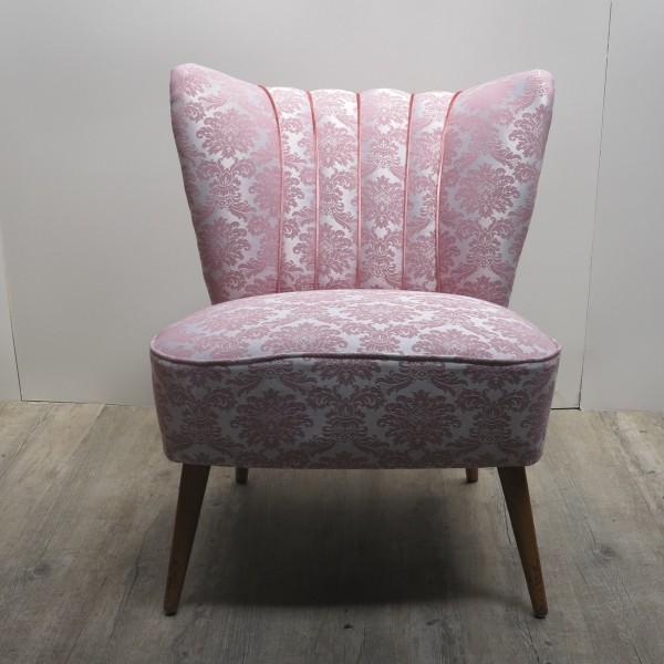 Rose vintage chair 1950 -...