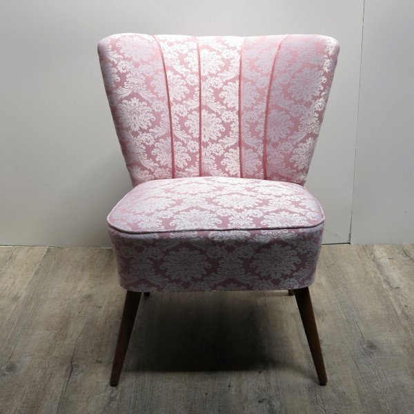 Rose vintage chair. 1950 -...