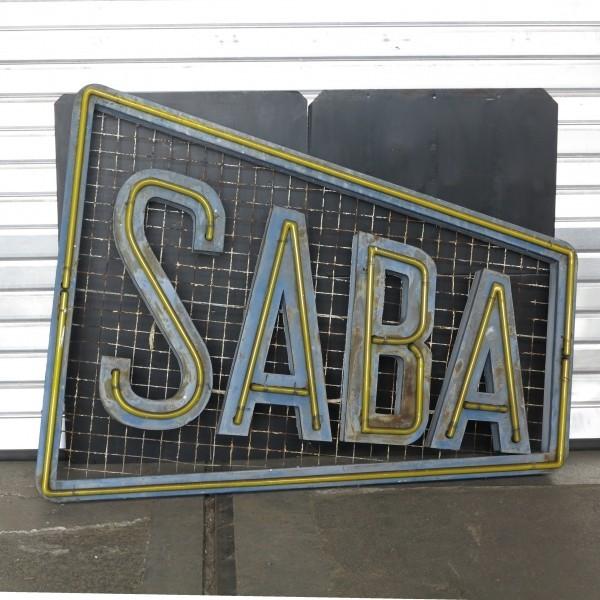 Rar. Saba Neon Illuminated...