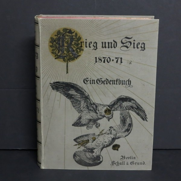 Book: Krieg & Sieg 1870 - 1871