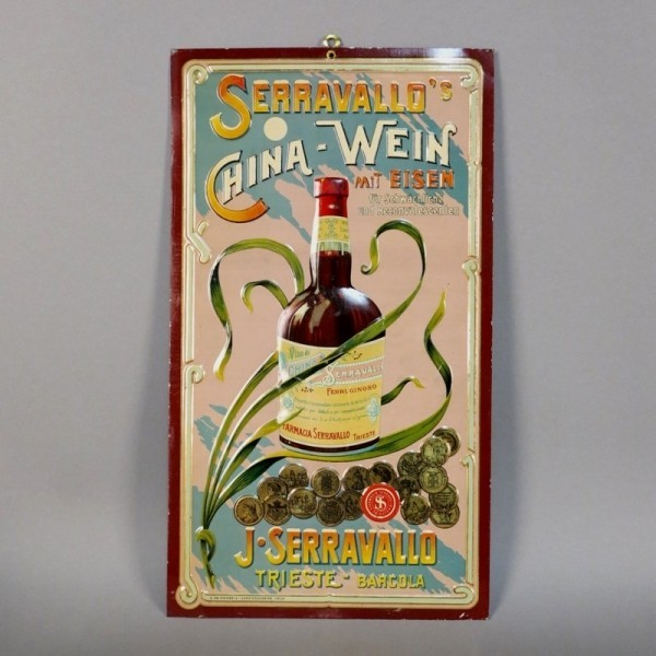 Art Nouveau advertising...