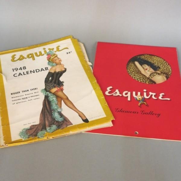 Original Esquire Pin - up...