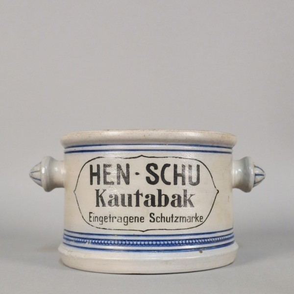 Chewing Tobacco pot from...