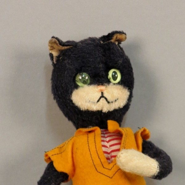 Cat from Schuco. 1950 - 1959