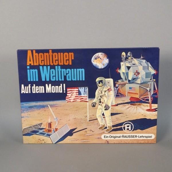 Vintage Game. Space...