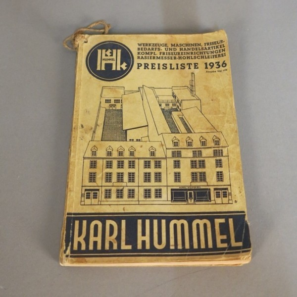 Warenverkauf Katalog Hummel...