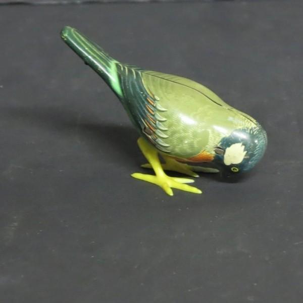 Blechspielzeug Vogel von...
