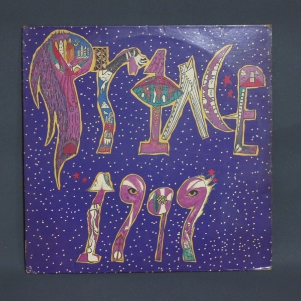 Vinyl DLP. Prince - 1999....