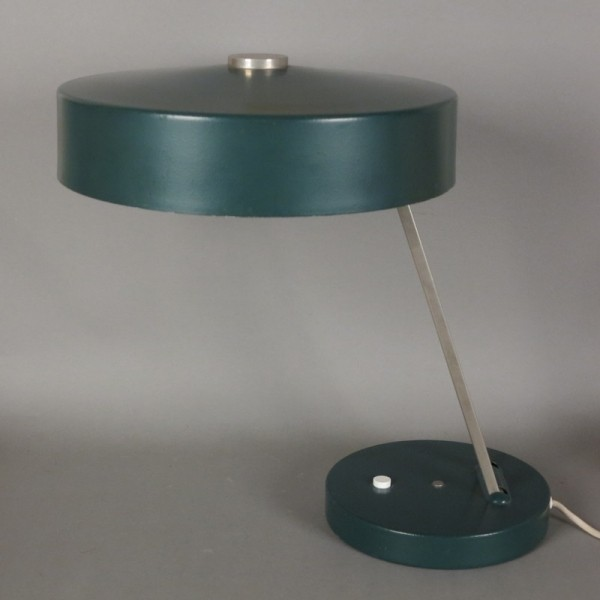 Green office lamp from...