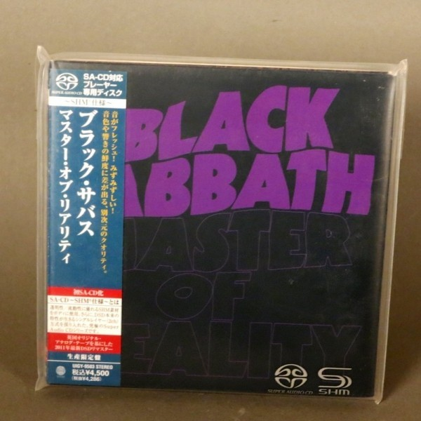 Black Sabbath - Master of...