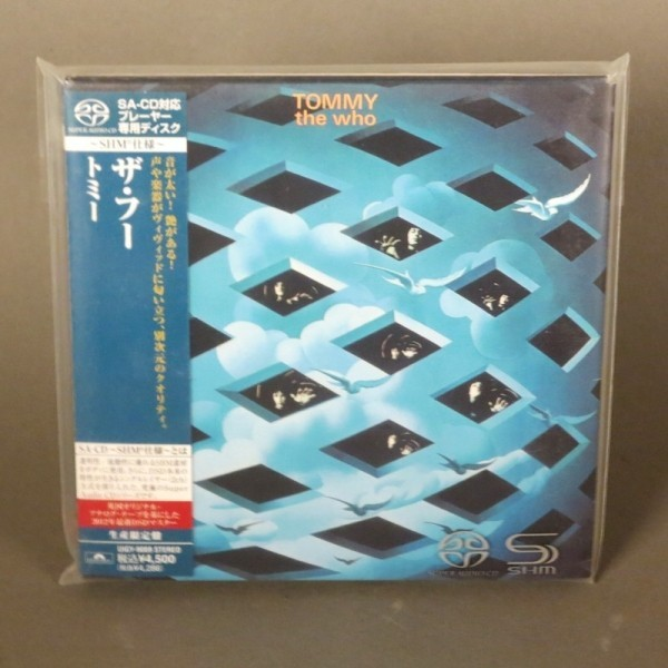 The Who - Tommy. Limited...