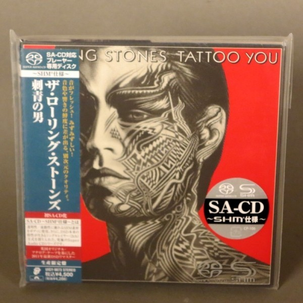 The Rolling Stones - Tattoo...