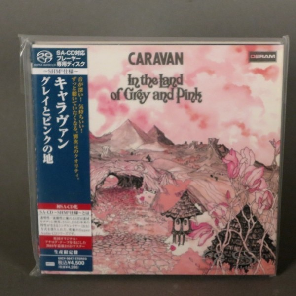 Caravan - In teh Land of...