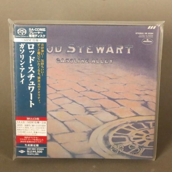 Rod Stewart - Gasoline...