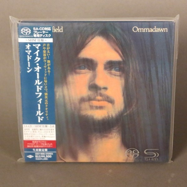 Mike Oldfield - Ommadawn....