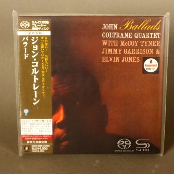 John Coltraine - Ballads....