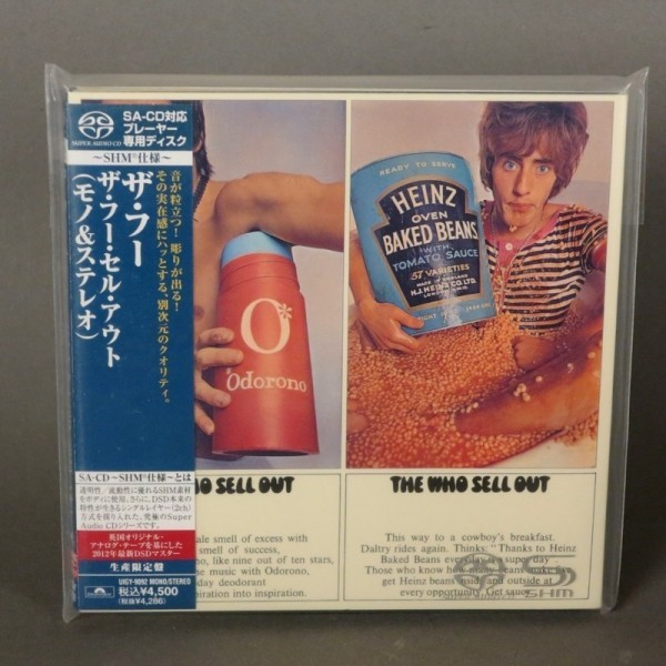 The Who - Sell out. Limited...
