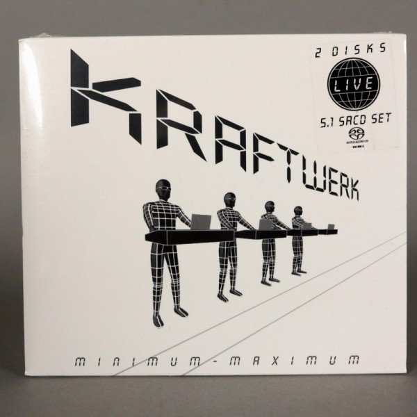 Kraftwerk - Minimum...
