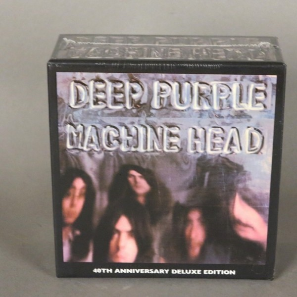Deep Purple - Machine Head....