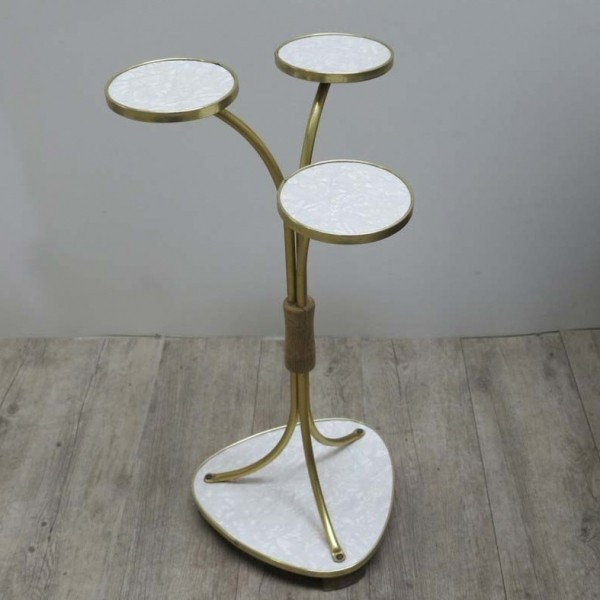 Vintage Flowerpot table...