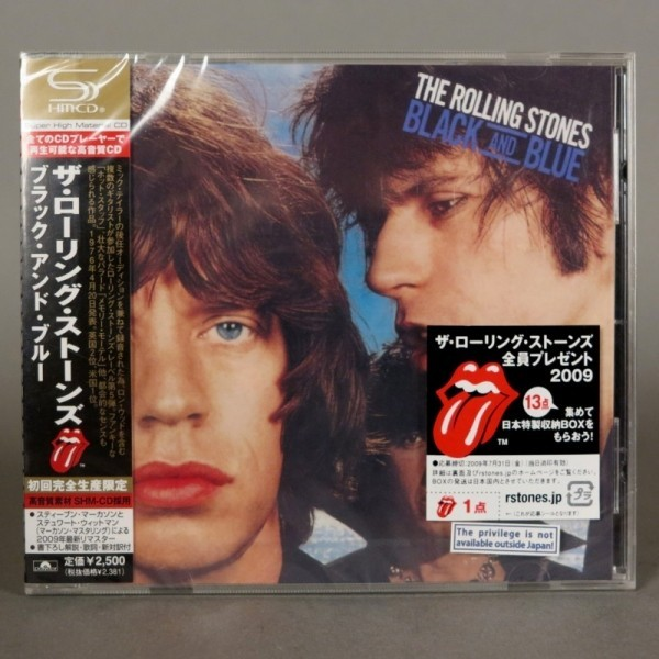 The Rolling Stones - Black...