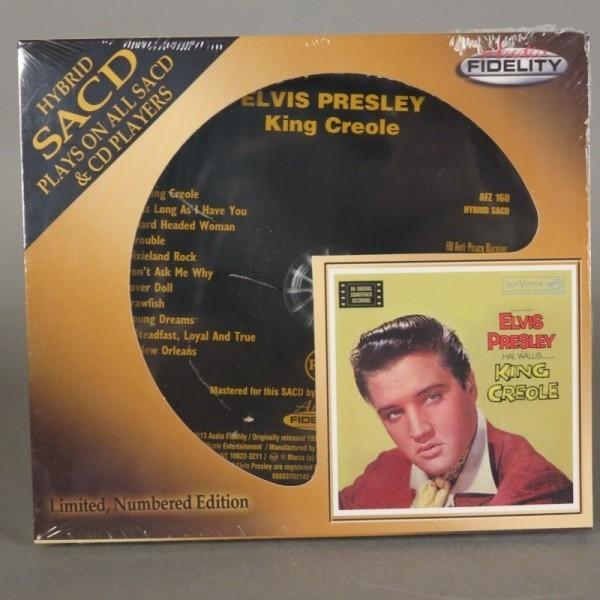 Elvis Presley - King...