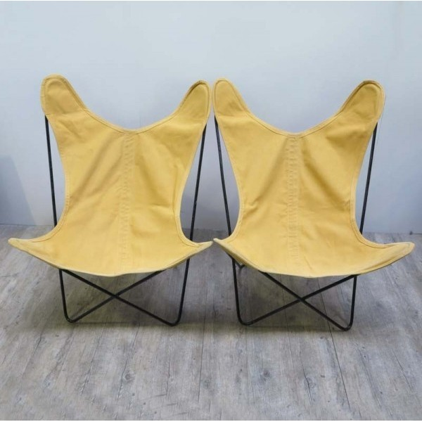 Two Butterfly Chairs from...