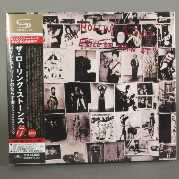The Rolling Stones - Exile...