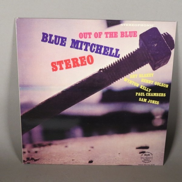 Blue Mitchell - Out of...