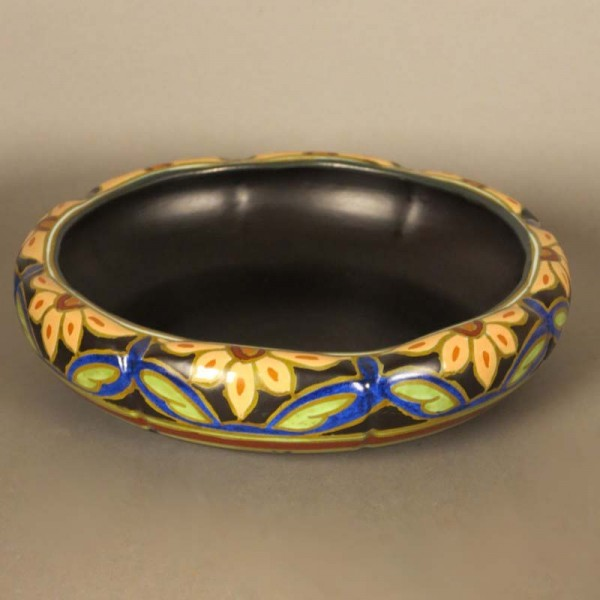 Art - Nouveau ceramic bowl...