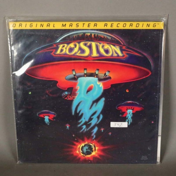 Boston - Boston. SS Vinyl....