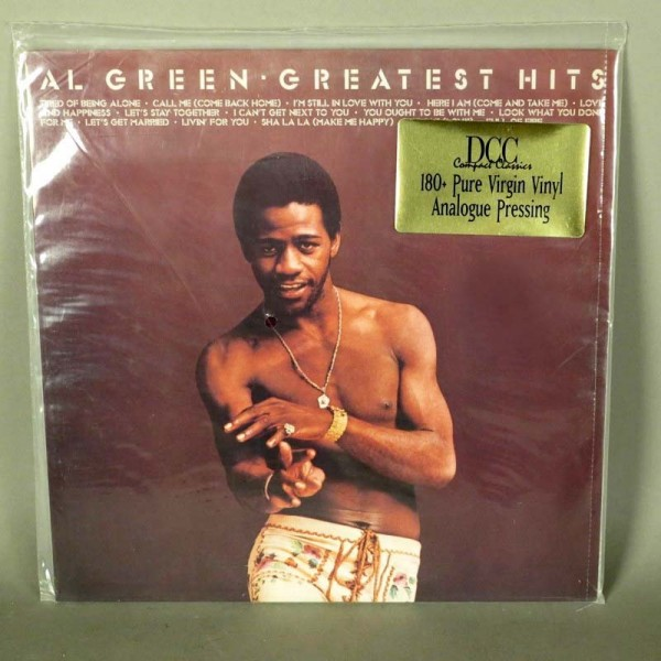 Al Green - Greatest Hits....