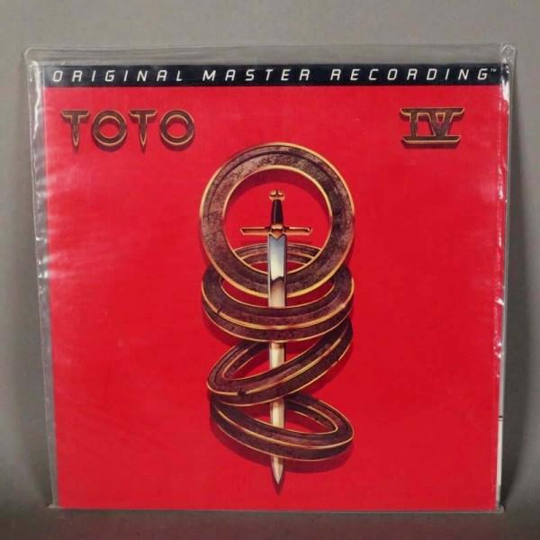 TOTO - IV. Mint SS Vinyl....