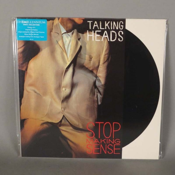 Talking Heads - Stop Making...