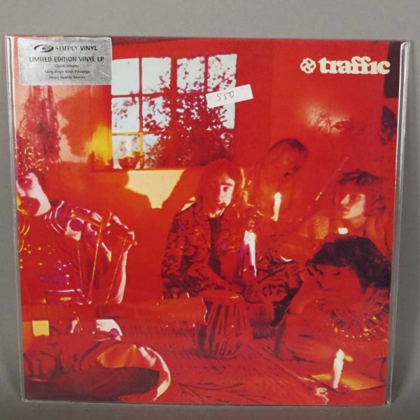 Traffic - Mr.Fantasy. Mint...