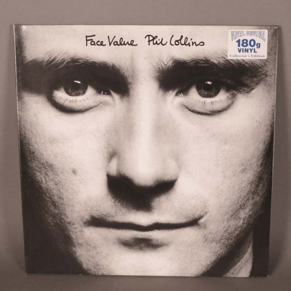 Phil Collins - Face Value....