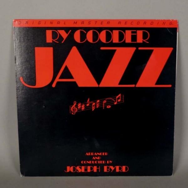 Ry Cooder - Jazz. 180 Gram....