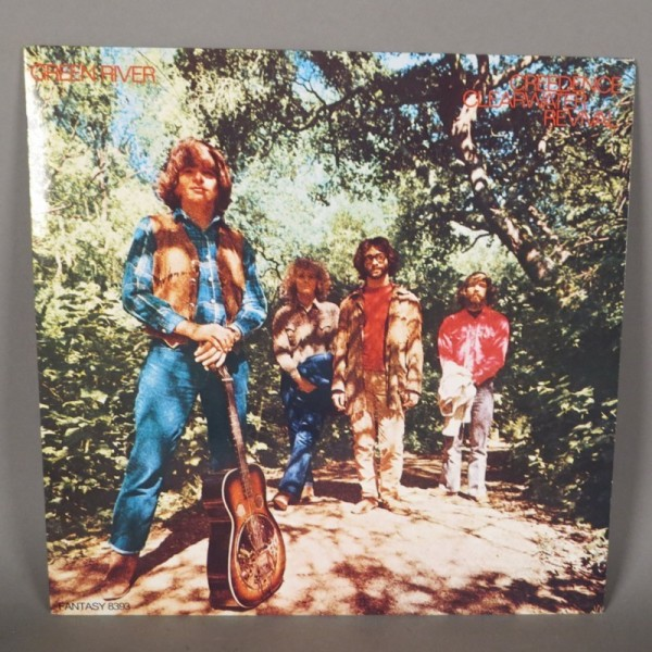 CCR - Green River. Vinyl....