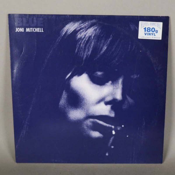 Joni Mitchell - Blue. Disco...