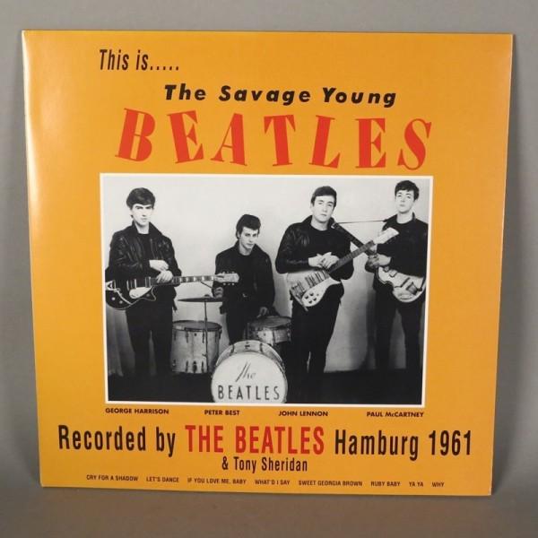 The Beatles - Hamburg 1961....