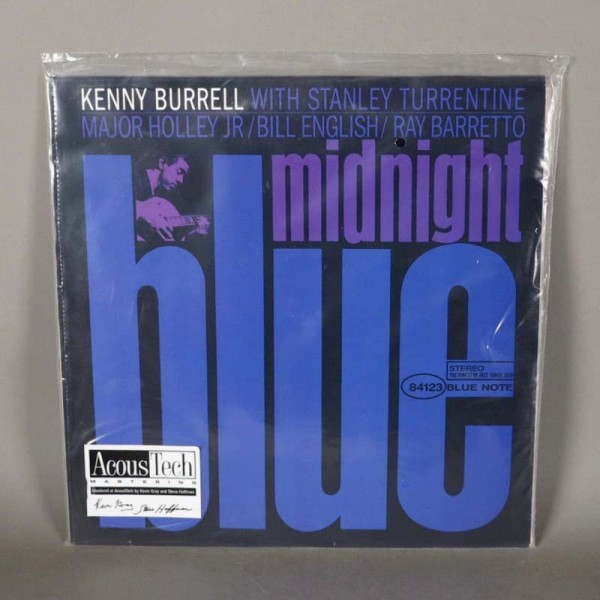 Kenny Burrell - Midnght...