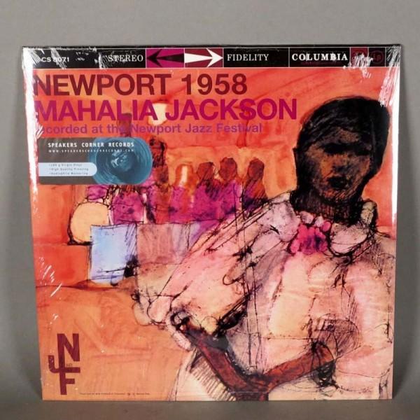 Mahalia Jackson - Newport...