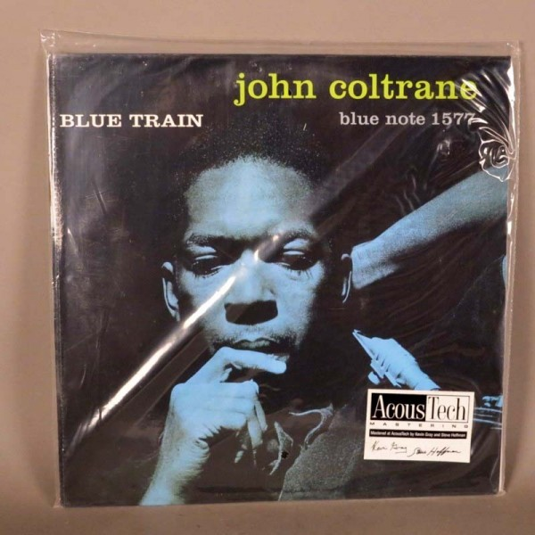 John Coltrane - Blue Train....