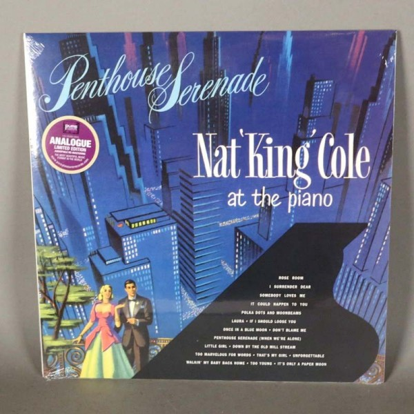 Nat King Cole - Penthouse...