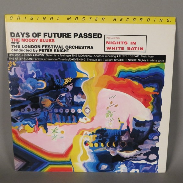The Moody Blues - Days of...