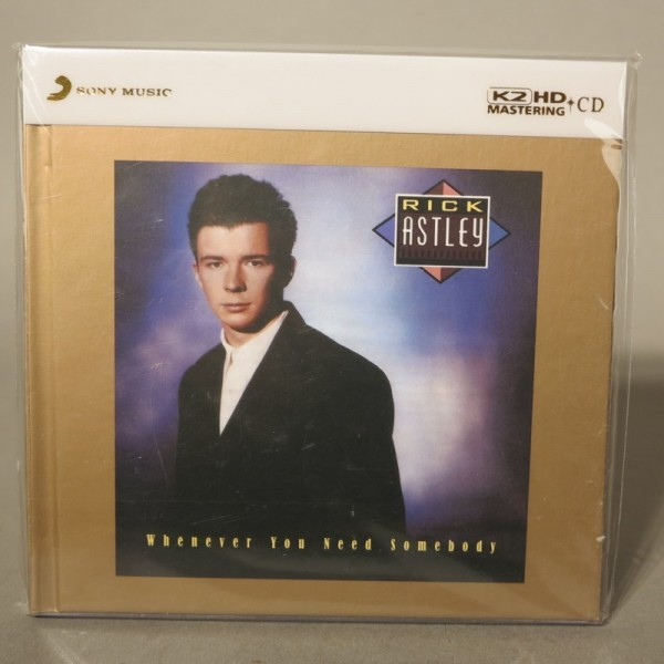 Rick Astley - Whenever you...