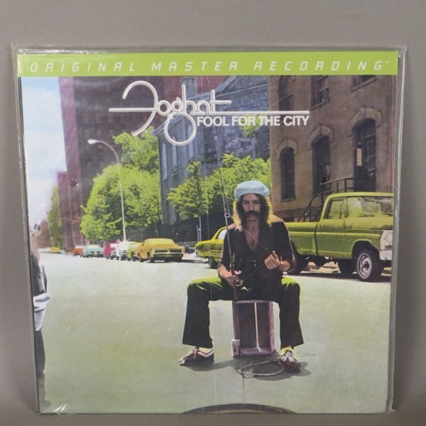 Foghat - Foll for the City....